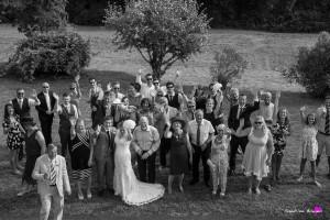 36-photographer wedding gers marciac france british group photo